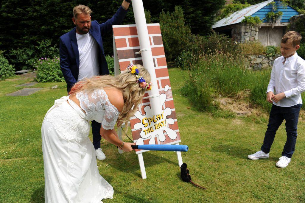 Throw an extra considerate wedding