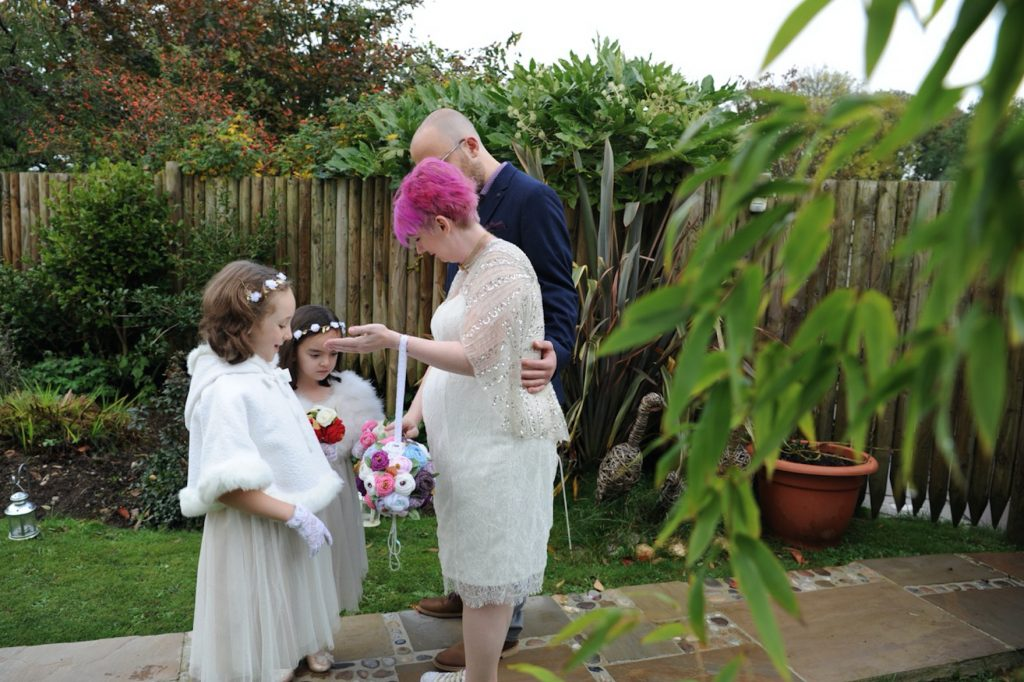 One of our lovely brides shares her special day