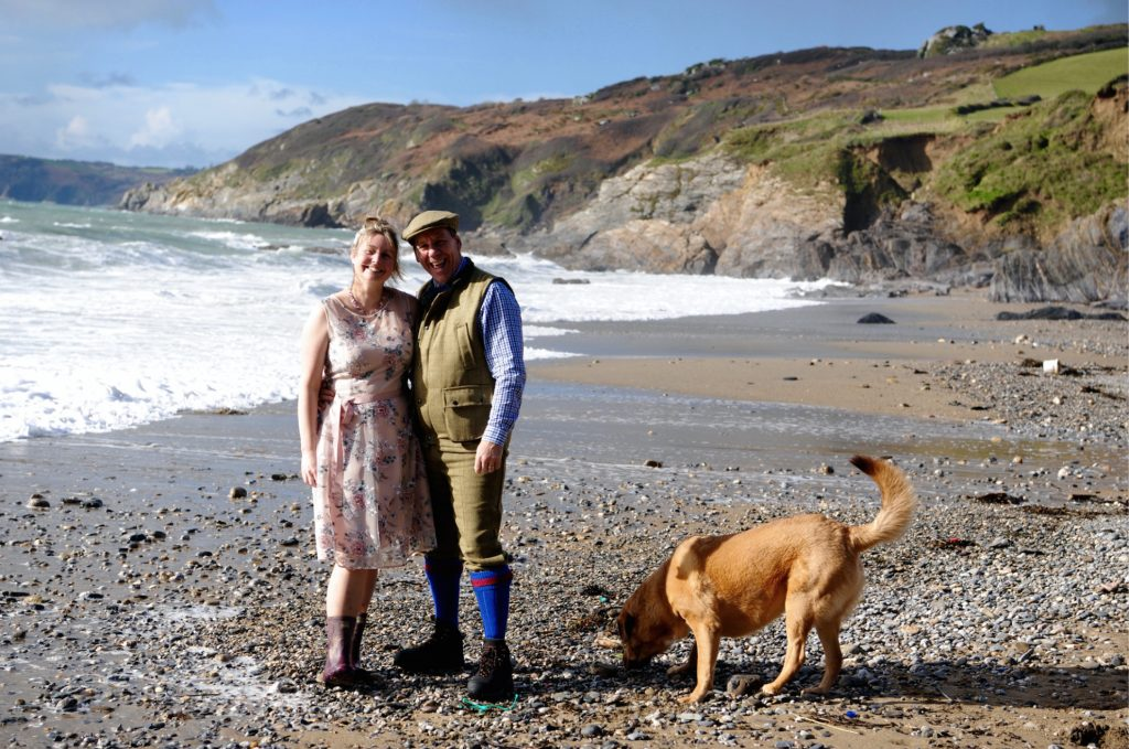 Explore CORNWALL'S CLAY TRAILS ON YOUR HONEYMOON