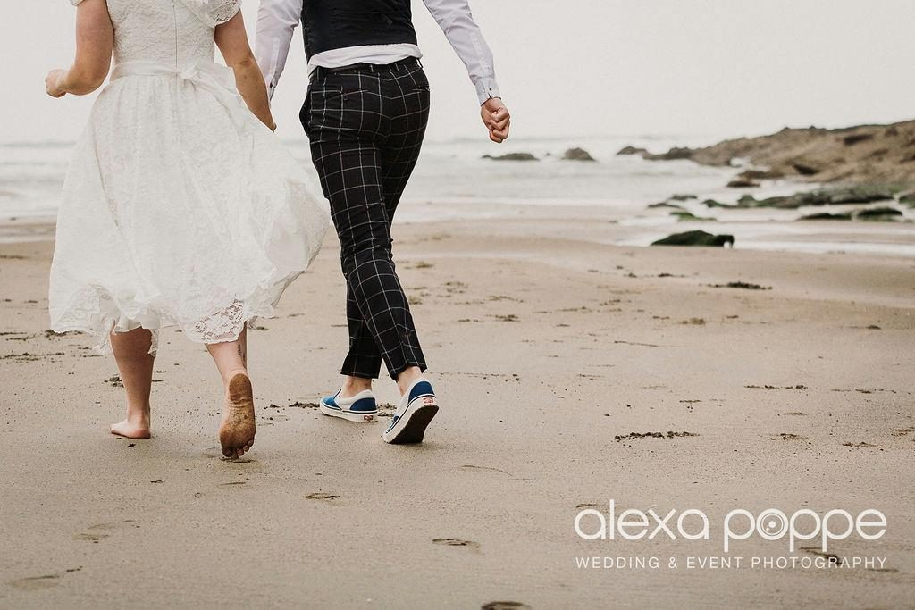 Real weddings: Micala and Kevin's True Elopement Wedding