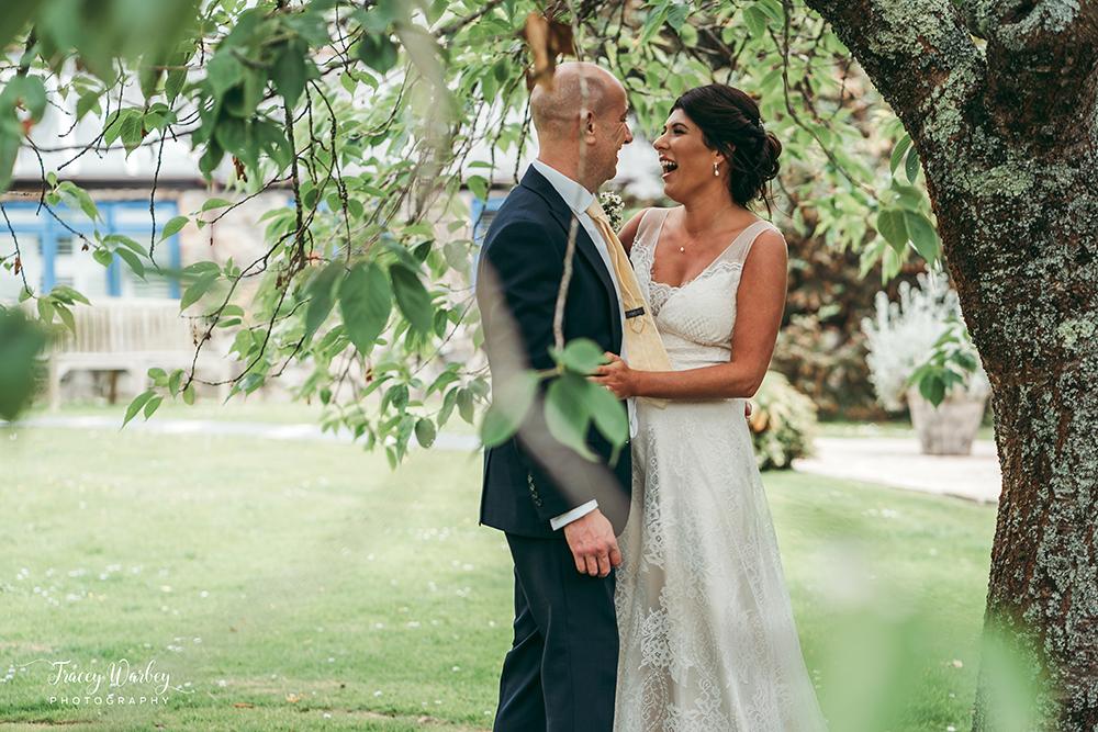 Real Weddings: Chris and Emma's Small Family Affair